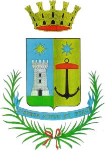 Lo stemma del Comune di Santa Marinella