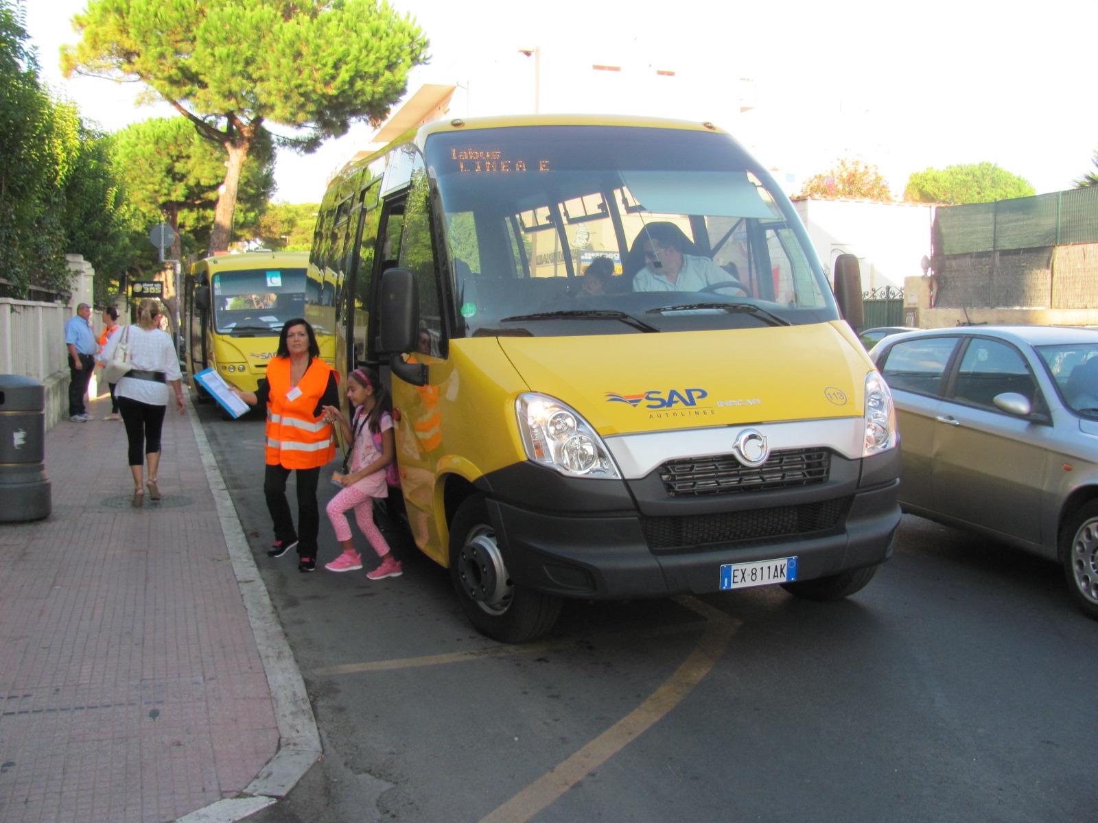 Scuolabus: il servizio ripartirà dal 15 ottobre per l'anno scolastico 2018/2019
