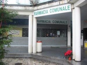 La farmacia comunale
