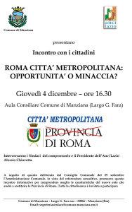 evento città metropolitana 04.12.14
