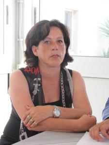 L'Assessore Rosanna Cucciniello