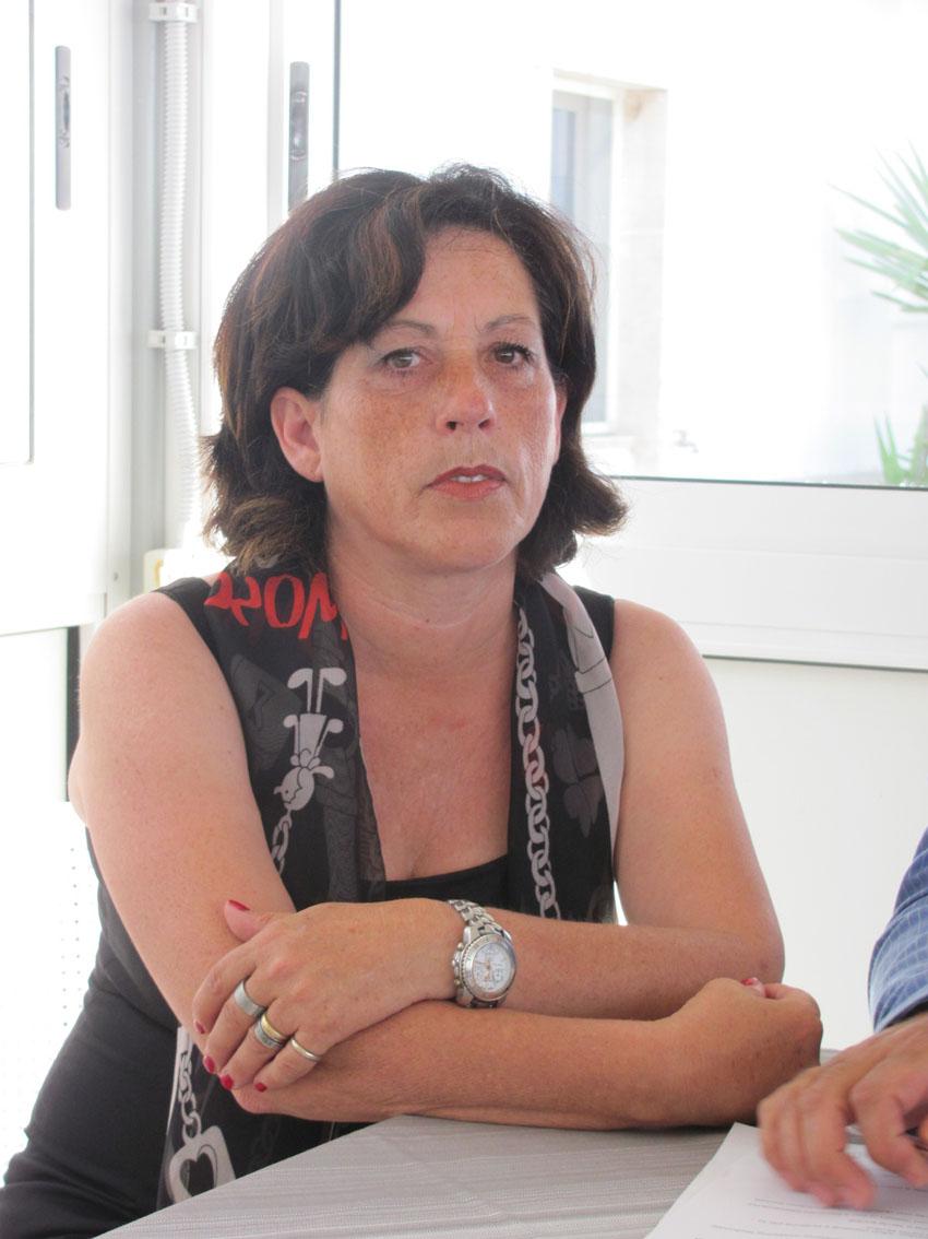 Si è dimessa Rosanna Cucciniello