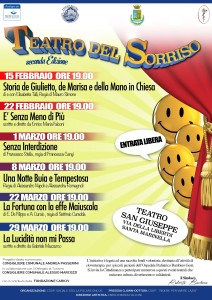 Manifesto Teatro del Sorriso