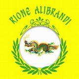 Lo stemma del Rione Alibrandi