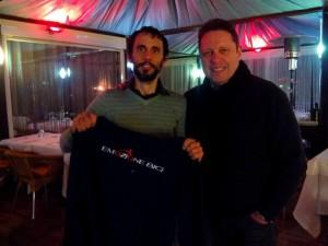Paolo Tempestini e Luigi Neri