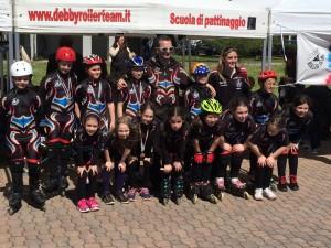 Debby Roller Team_piccoli