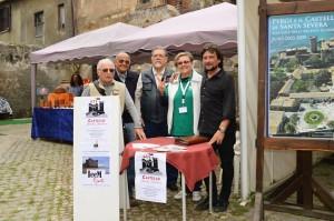 Giornata di apertura del Castello di S.Severa.