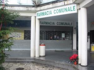 La farmacia comunale di Santa Marinella