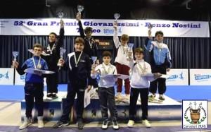 Etruria Scherma Cerveteri Campione Italia Maggio 2015