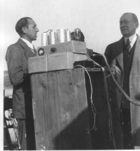 Guglielmo Marconi. Collaudo finale.
