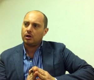 Il consigliere Andrea Bianchi