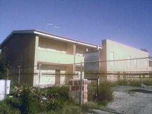 Le case dell'ATER a Santa Severa