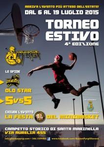 torneo estivo 2015