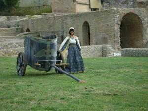 Mercoledì una speciale visita al castello di Santa Severa