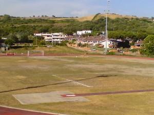 impianto sportivo