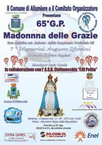 Locandina GP Madonna delle Grazie 2015