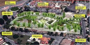 Campo Sportivo - Progetto Alternativo Associazioni