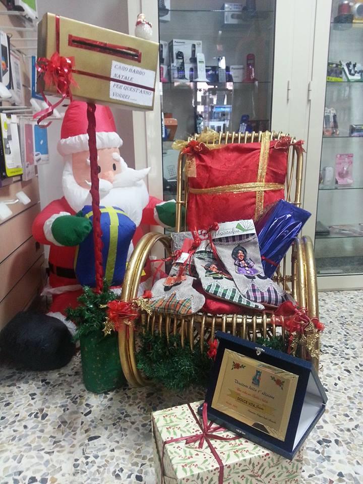 Una Sedia Per Babbo Natale Premiati I Vincitori Del