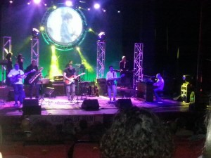 Foto del Concerto della Vera Lynn band al Teatro Traiano.
