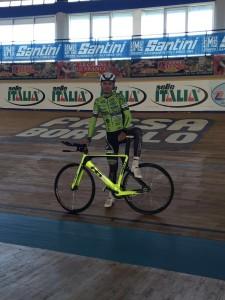 Mtbsan Davide Borgna paraciclismo