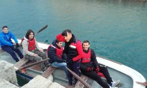 equipaggio maschile Palio marinaro