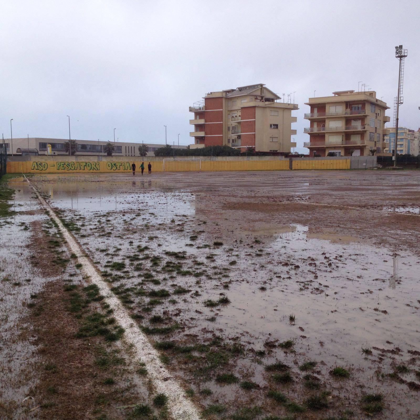 Pescatori Ostia – Santa Marinella rinviata per impraticabilità