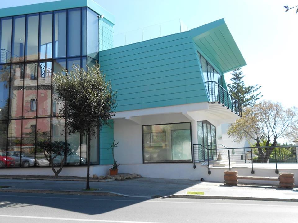 """Santa Marinella, Biblioteca comunale:  """"Poesie e 12 disegni di architettura"""" diGiorgio Fusco"""