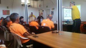 I Volontari del Nucleo Sommozzatori Santa Marinella ONLUS