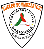 logo Nucleo Sommozzatori Santa Marinella Onlus