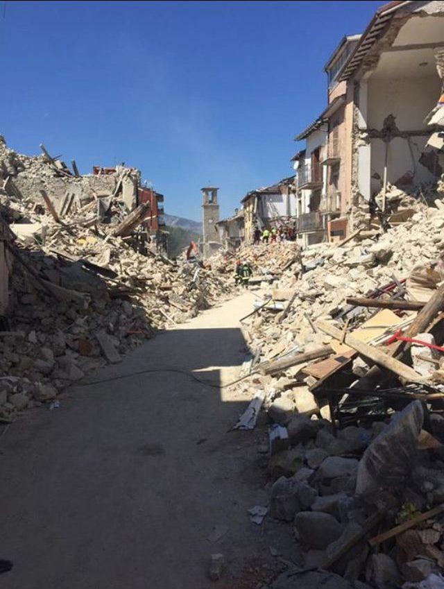 Terremoto: accordo Comune, Protezione Civile e Parrocchia per la raccolta fondi
