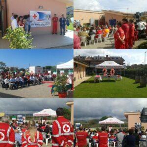 Venti anni di CRI Santa Severa - Santa Marinella