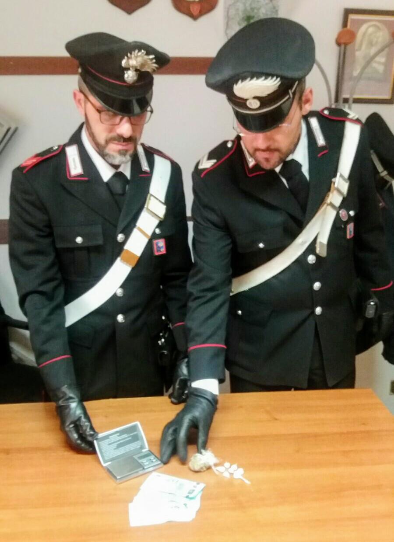 Operazione dei Carabinieri nel fine settimana, 2 arresti