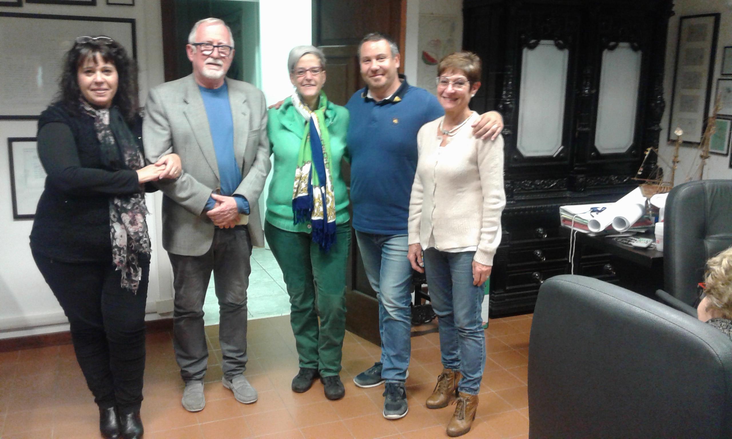Santa Marinella Viva e Pro Loco incontrano la nipote di Totò