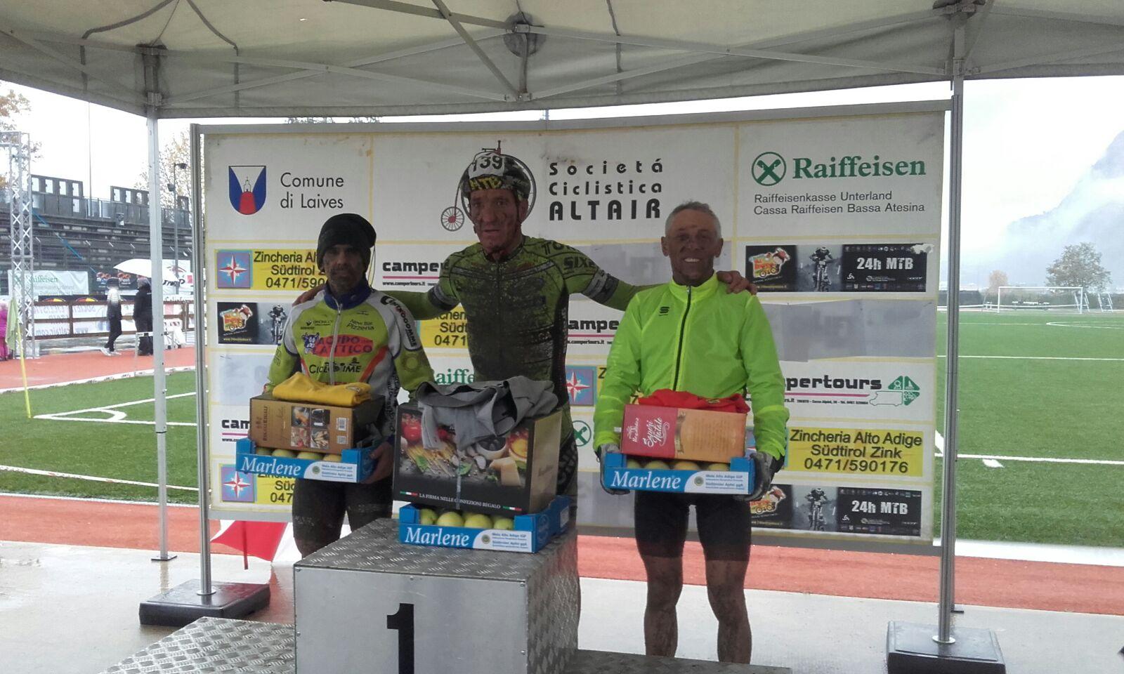Mtb Santa Marinella-Cicli Montanini, 13 podi nel ciclocross tra Lazio, Alto Adige e Campania