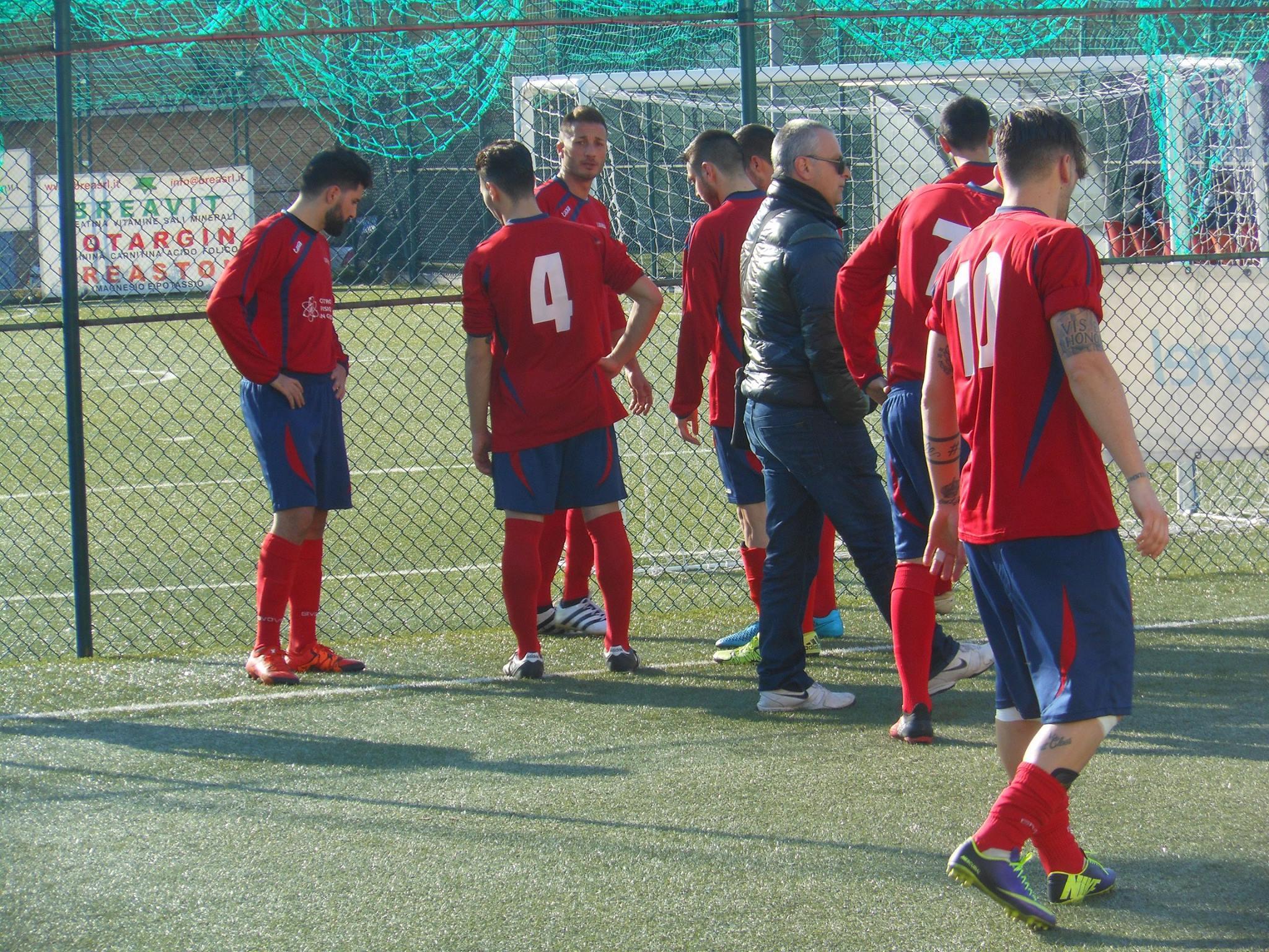 Santa Marinella Calcio: sola in testa alla classifica