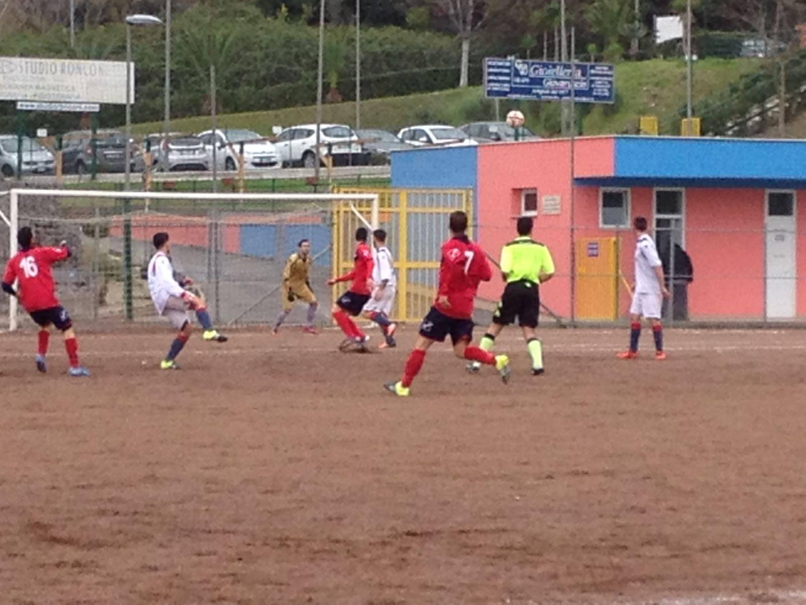 Santa Marinella Calcio: vittoria nel derby e allungo in classifica a più 12