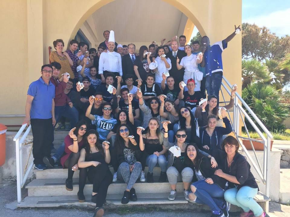 Alternanza Scuola Lavoro in Sicilia per l'Alberghiero Cappannari