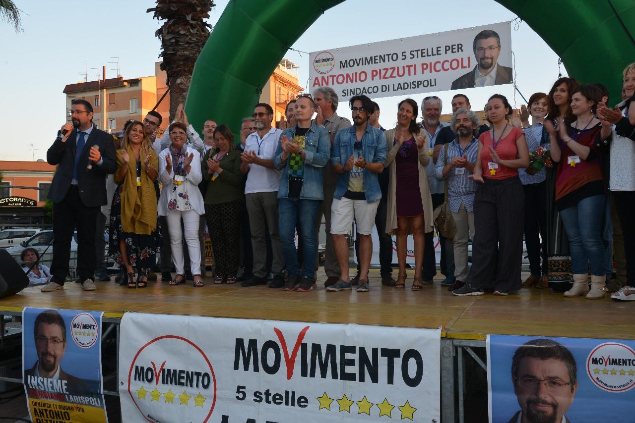 Ladispoli: il M5S presenta candidati e programma elettorale