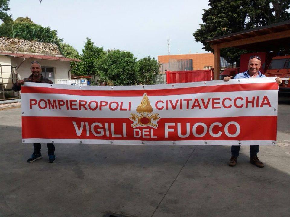Torna Pompieropoli a Civitavecchia