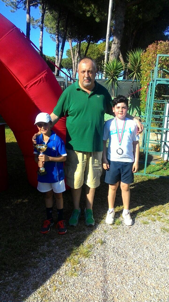 """Aureliano: """"Ottimo livello di preparazione dei ragazzi alle competizioni del trofeo Kinder"""""""
