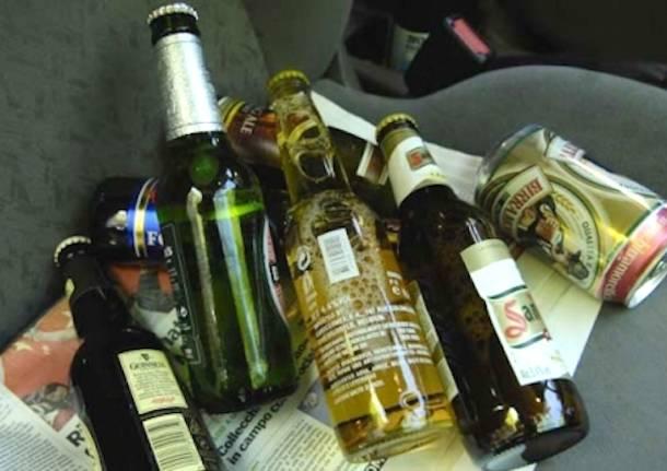 Santa Marinella: arriva il divieto di asporto di bevande e alcoolici in vetro