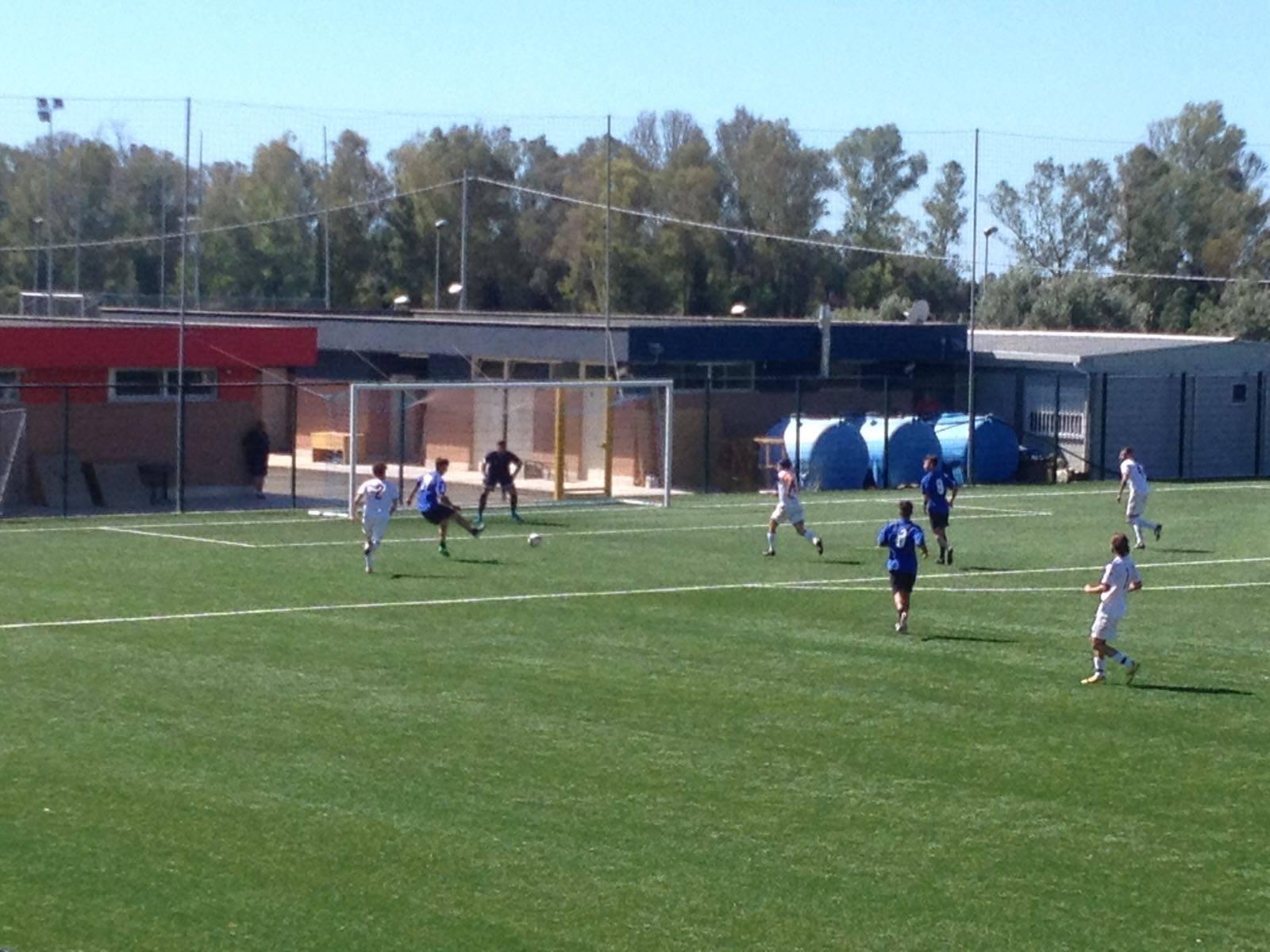 Calcio estivo: Aranova – Santa Marinella