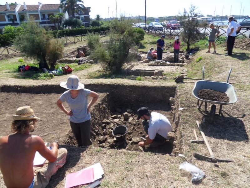 Castrum Novum: riprendono gli scavi archeologici