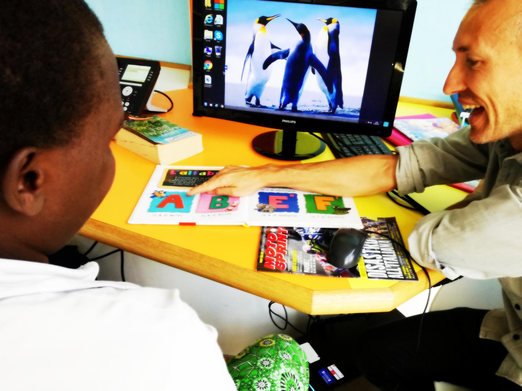 Al Bambin Gesù corsi di alfabetizzazione per adulti e pazienti stranieri