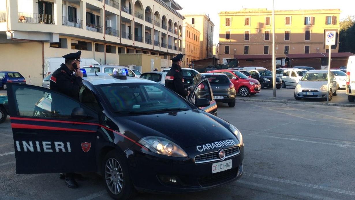 Pusher in manette a Ladispoli: cocaina per un valore di mercato di circa 80mila euro.