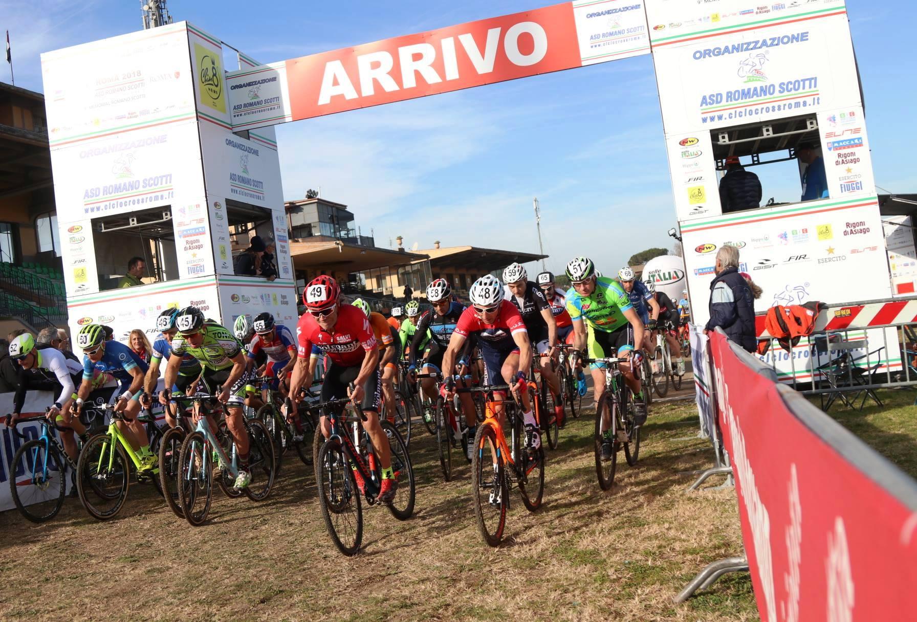 Mtb Santa Marinella-Cicli Montanini: due podi tricolori con Gianfranco Mariuzzo e Michele Feltre