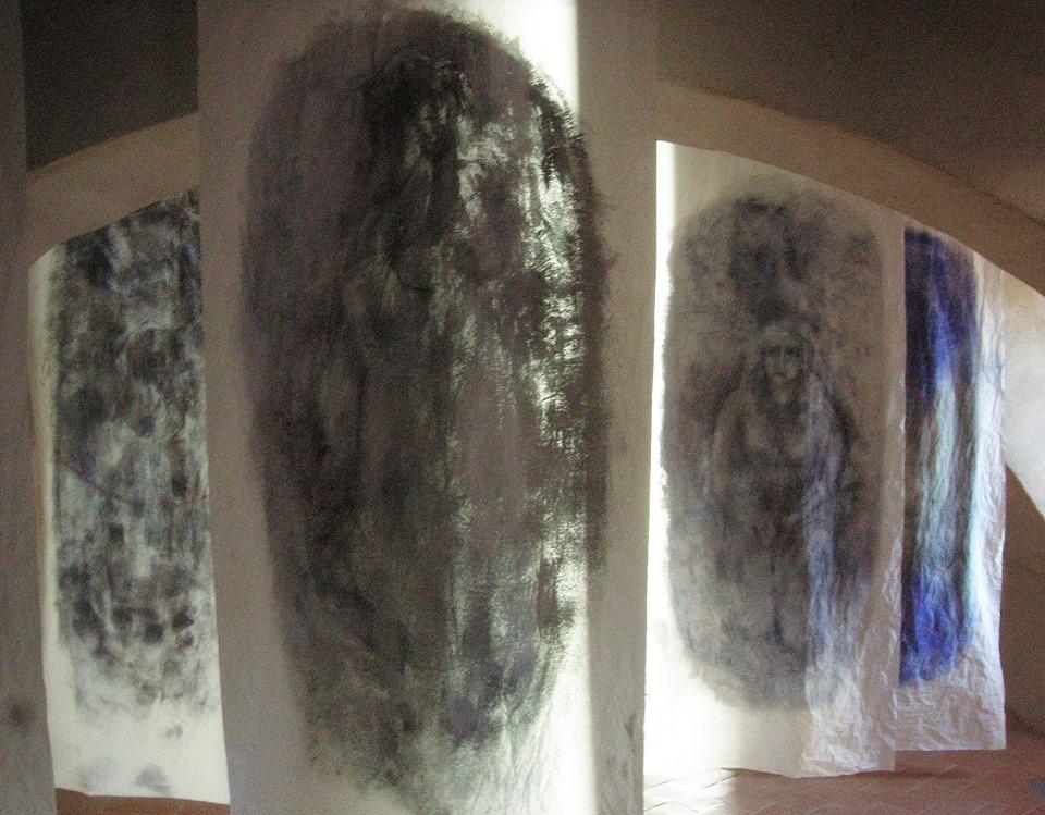 """Castello di Santa Severa: ultimo fine settimana per visitare la mostra """"S e r v a e Icone liquide"""""""