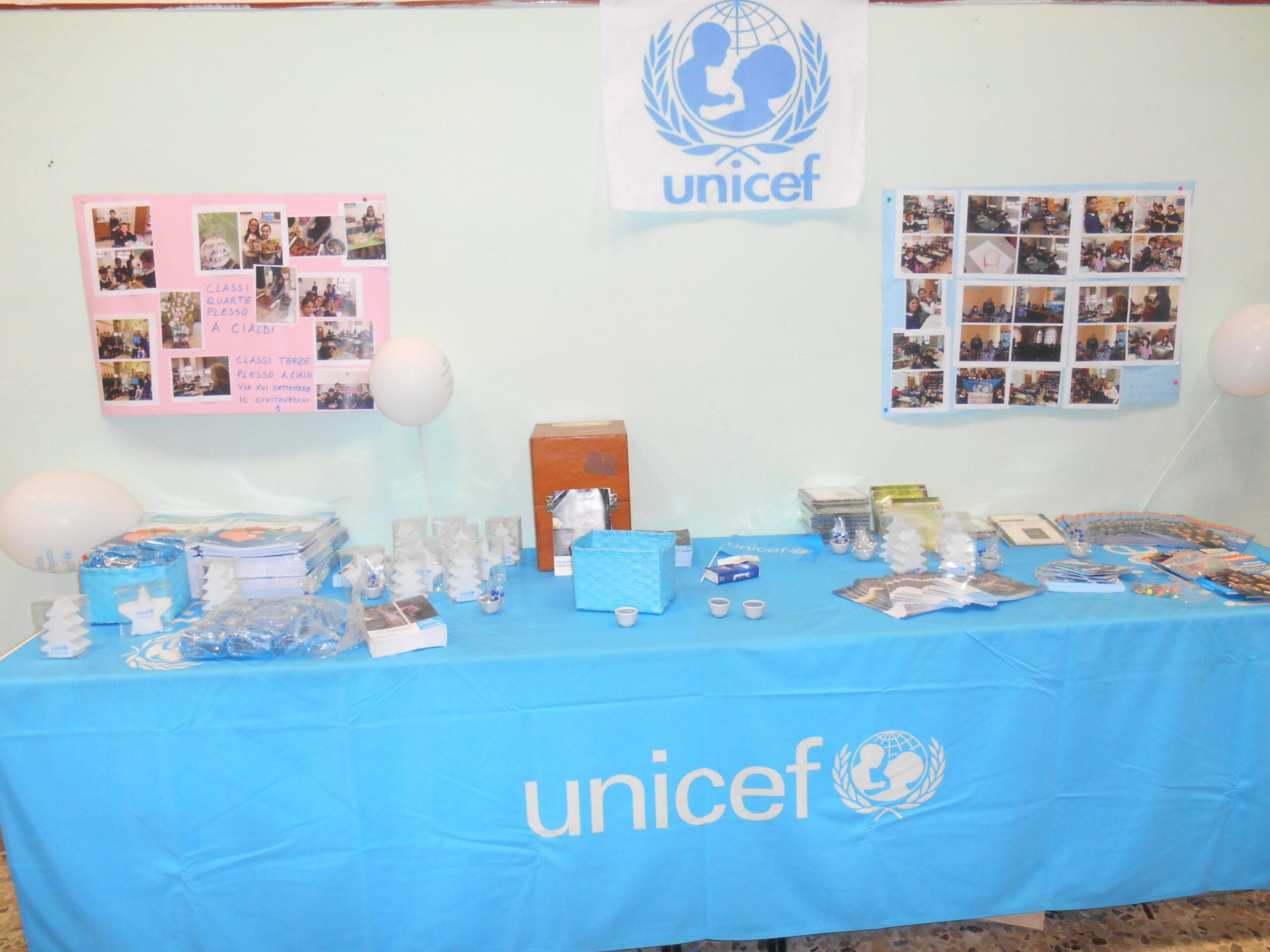 Scuola Amica Unicef festeggia la festa della donna.