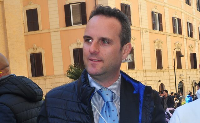 Andrea Passerini sostiene la candidatura di Alessandro Battilocchio