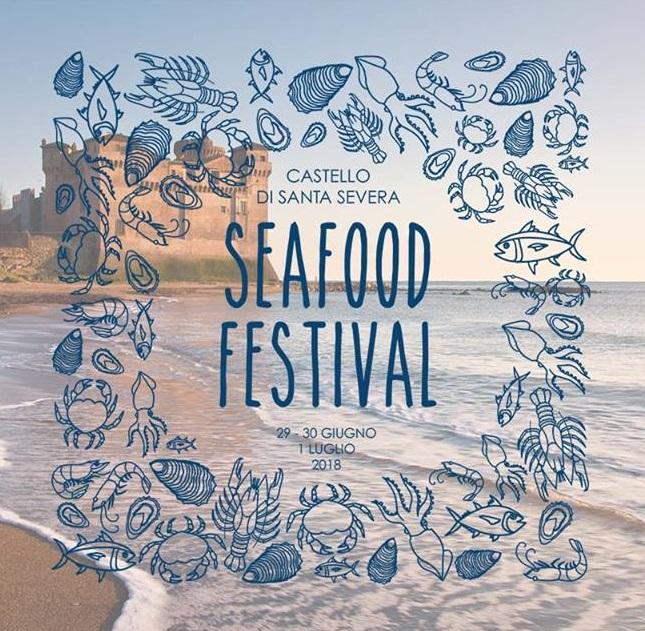 Sea food festival: al Castello di Santa Severa weekend dedicato ai sapori del mare